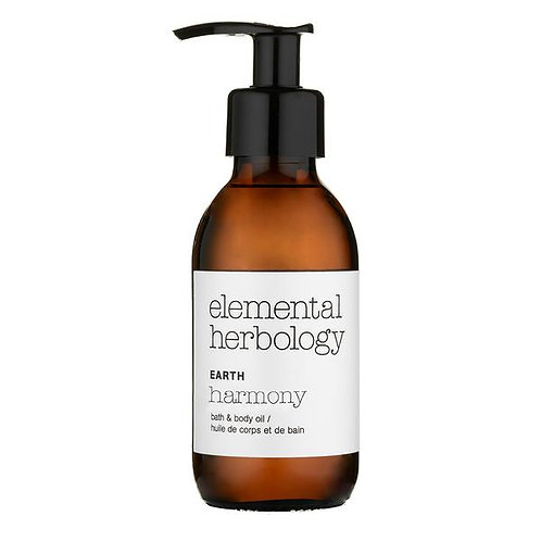 EARTH HARMONY BATH & BODY OIL