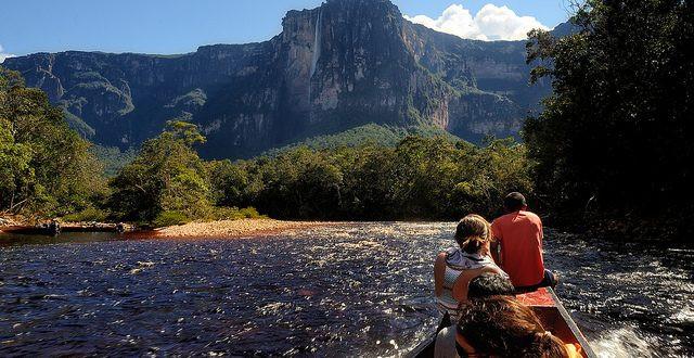 Canaima,_Venezuela