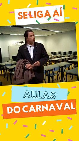 Post Achados de Carnaval pro Instagram S