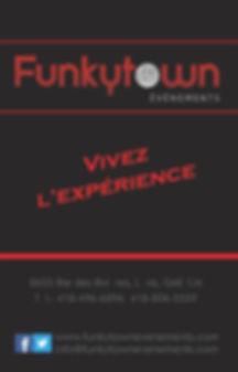 Pub_Salon_de_la_mariés_Funkytown_Eveneme
