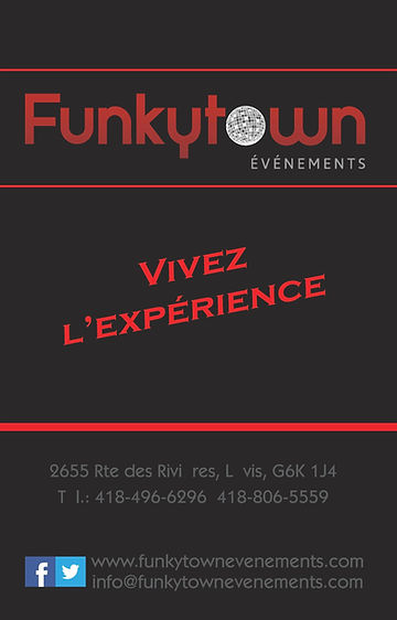 Pub_Salon_de_la_mariés_Funkytown_Eveneme