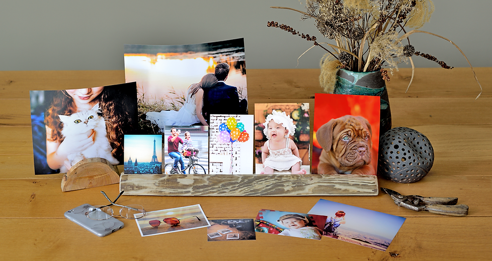 Multi sized Photo Prints