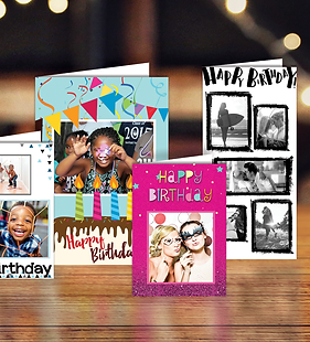 Photo Birthday Card
