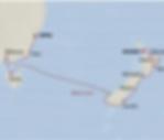 Oceania Trans Trans Tasmin Cruise 2019 2