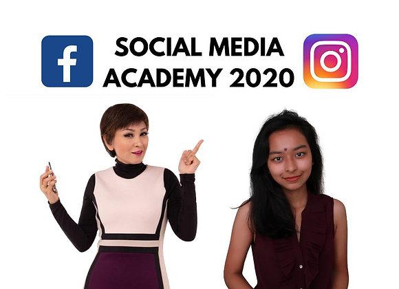 Social Media Academy 2020