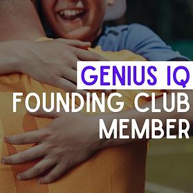 _Genius IQ FoundingClub Member square.pn