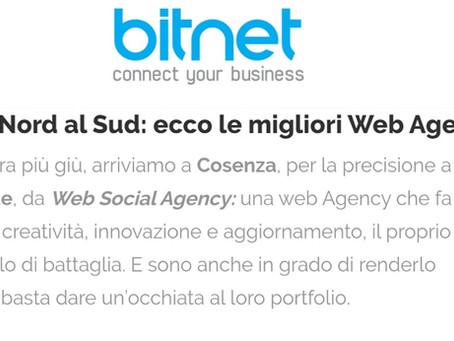 SIAMO TRA LE MIGLIORI WEB AGENCY D'ITALIA