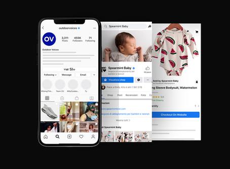 E-commerce?  Arriva la rivoluzione Facebook Shop