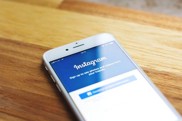 instagram - screenshot - news