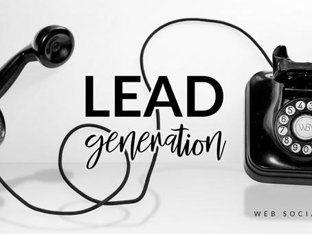Lead Generation: dati e vantaggi