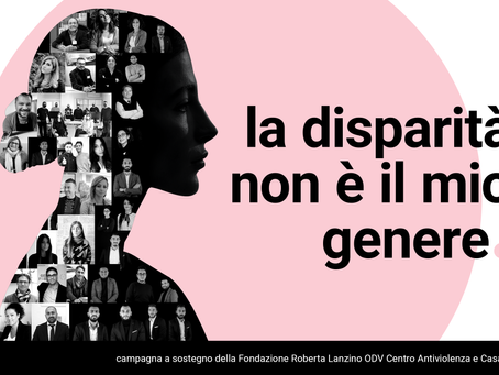 Campagna a sostegno della Fondazione Roberta Lanzino