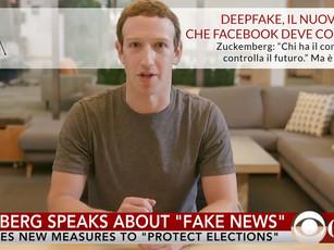 Deepfake, il nuovo mostro che Facebook deve combattere