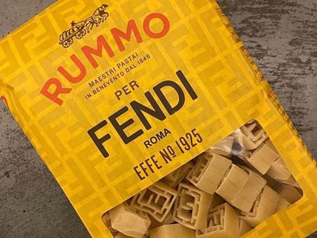 Co-branding vincente: il caso della collaborazione fra Rummo e Fendi