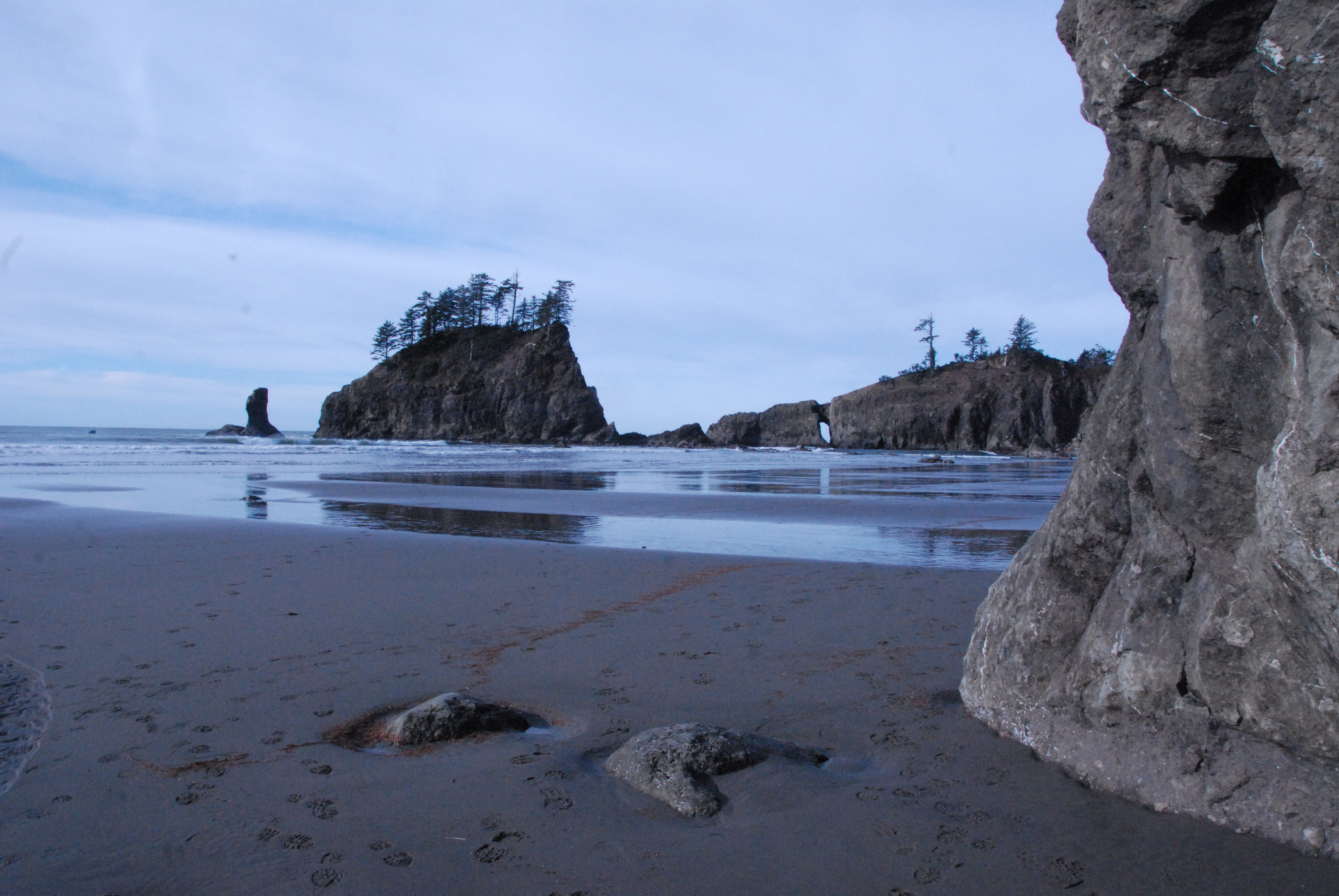 Beach one