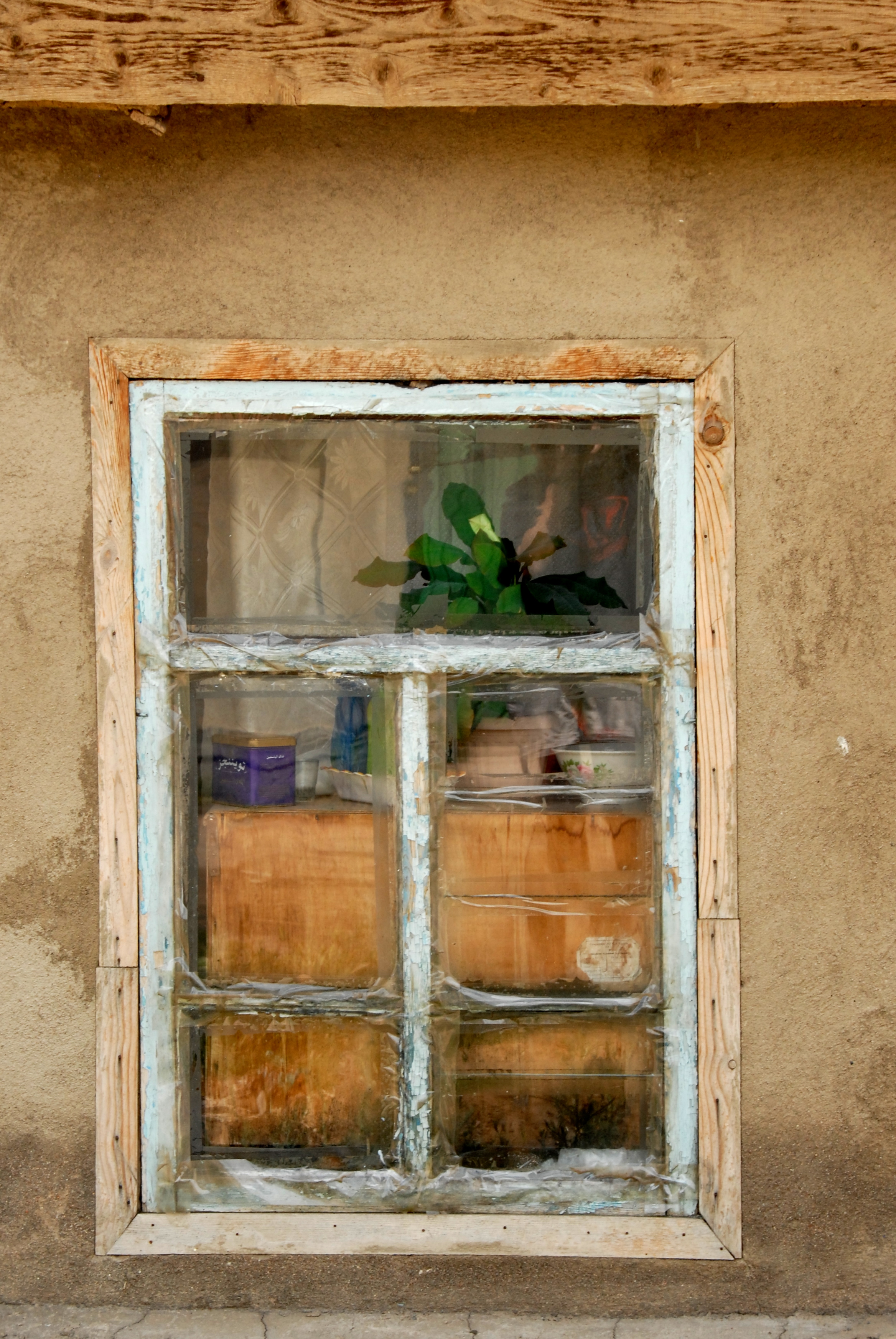 Painterly Window