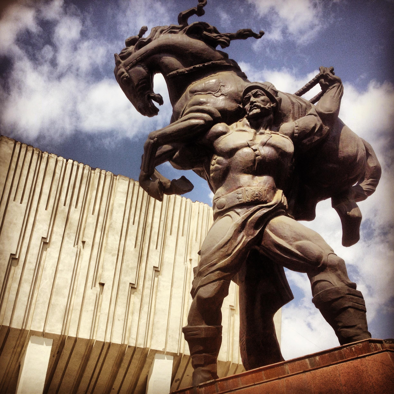 soviet bishkek