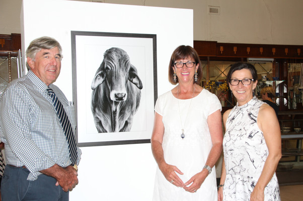 Now & Then Exhibition by Walgett Art Group