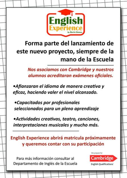 English Experience