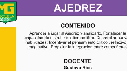 TALLERES 2019 - Primera parte