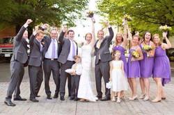 Classic Downtown Wedding