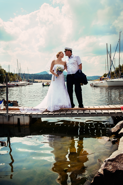 námořnická svatba