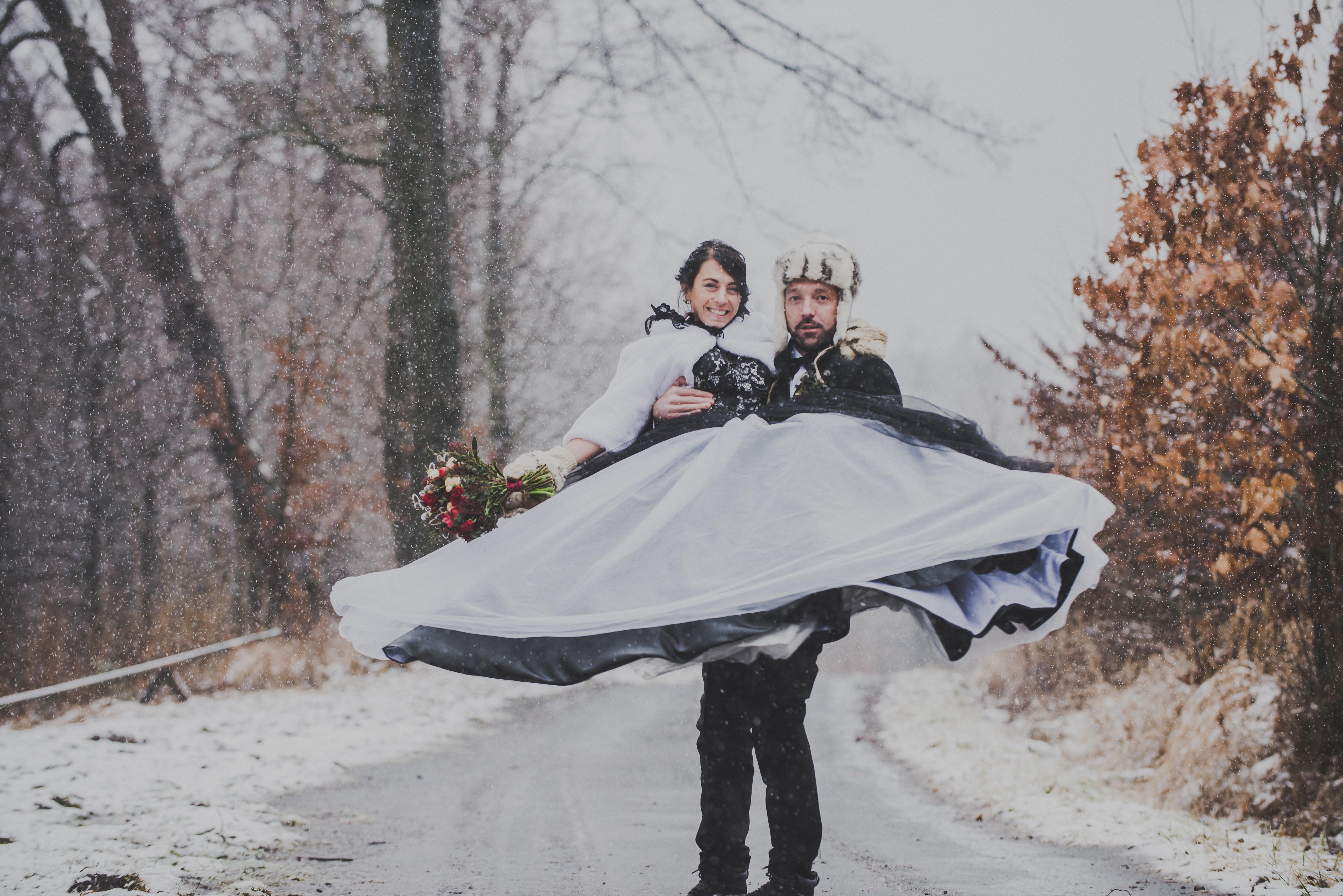 svatba Denisa a Petr