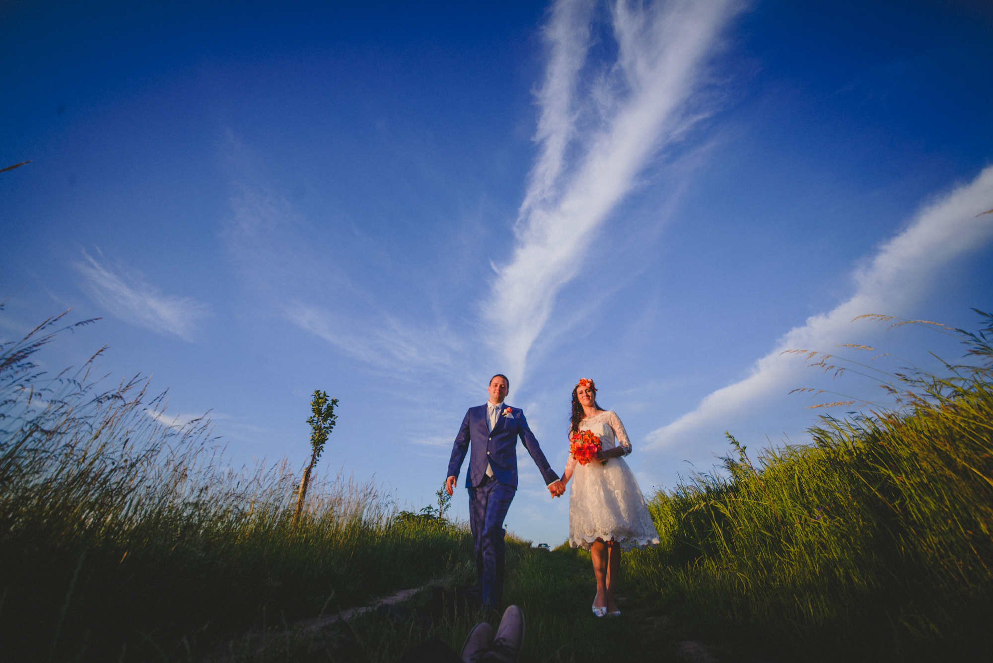 svatba Romča a Vlastik