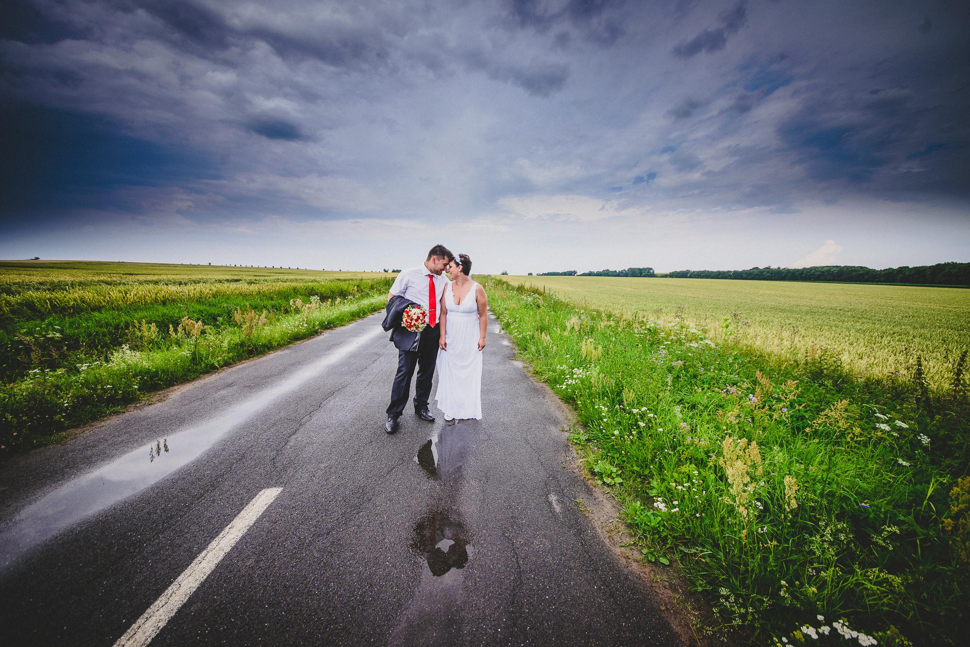 svatba Míši a Čeňka
