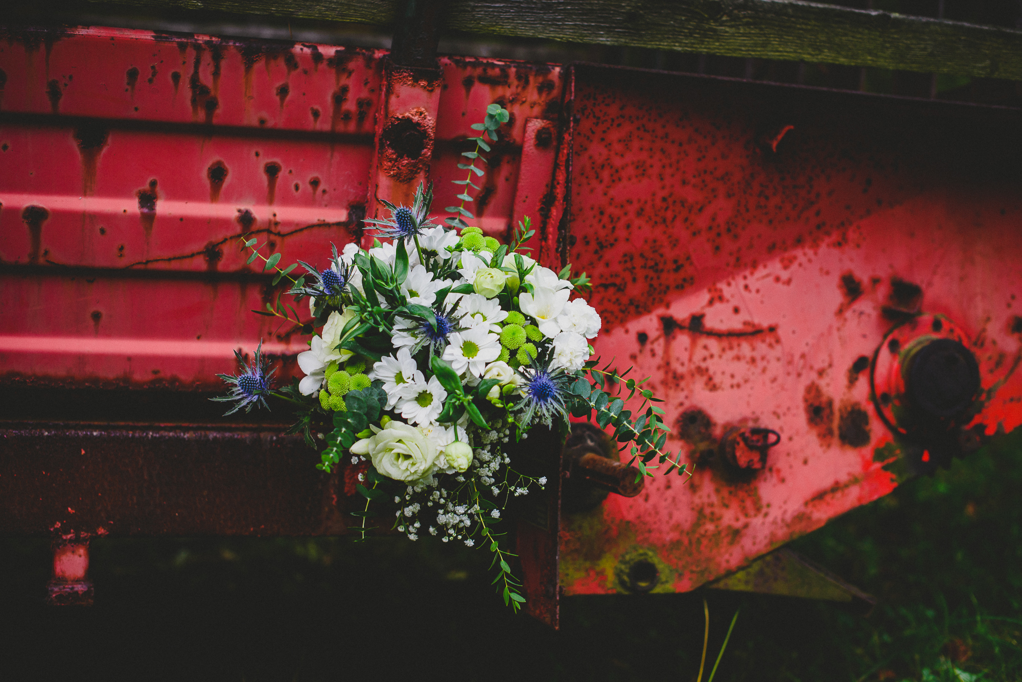 svatba Barunky a Tomáše