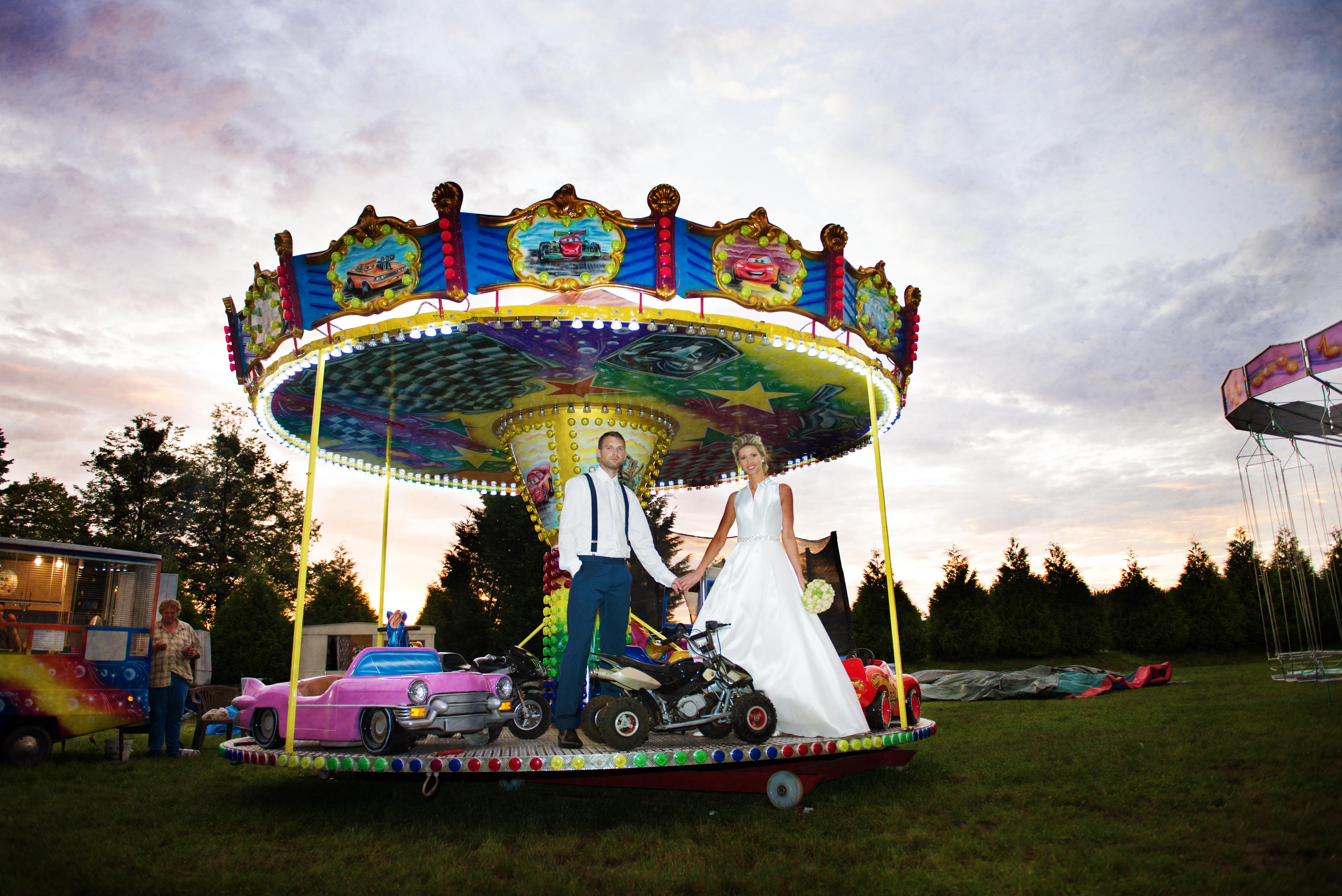 svatba láska kolotoč