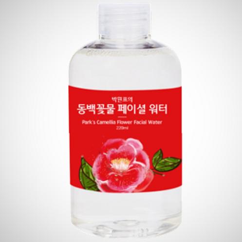 Park's Camellia Flower Facial Water (Mist) 220ml (20% OFF)