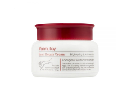 FARM STAY Snail Repair Cream 100ml (20% OFF)
