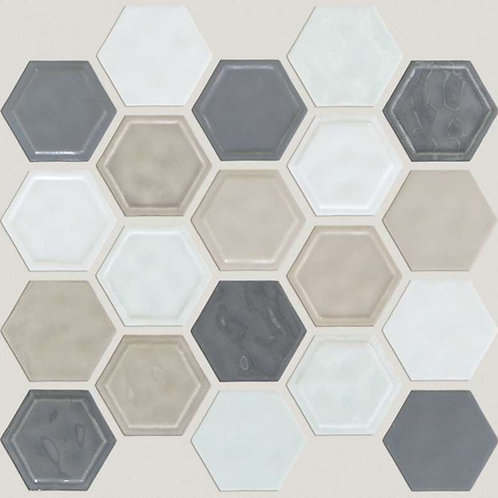 GEOSCAPE HEXAGON-SHAW FLOORS