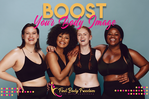 Boost Your Body Image Course