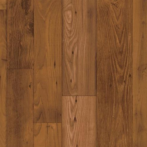 ARMSTRONG FLEXSTEP GOOD WOOD PLANK - DARK NATURAL