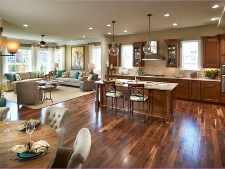 Four Ways to Care for Your Hardwood Floors