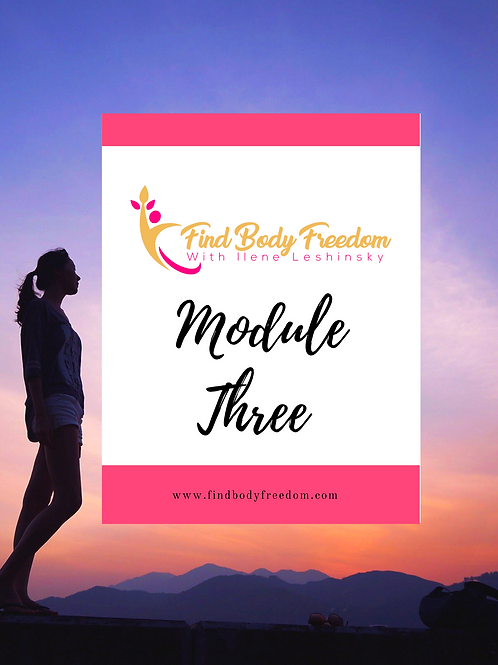Find Body Freedom Module Three