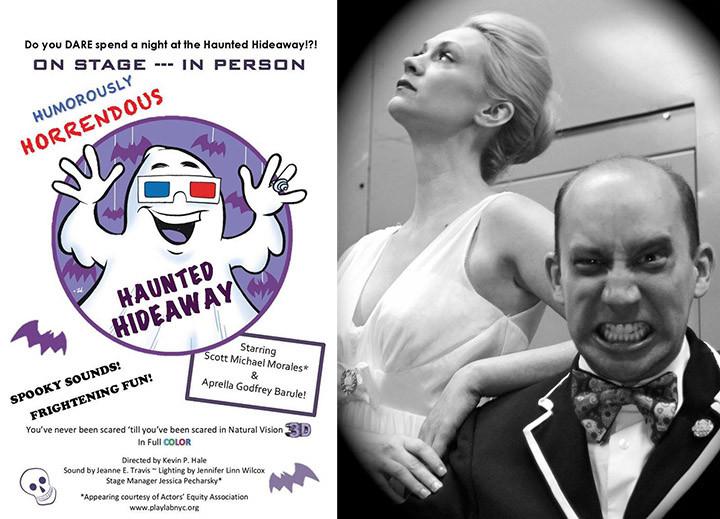 Aprella Haunted Hideaway at Fringe