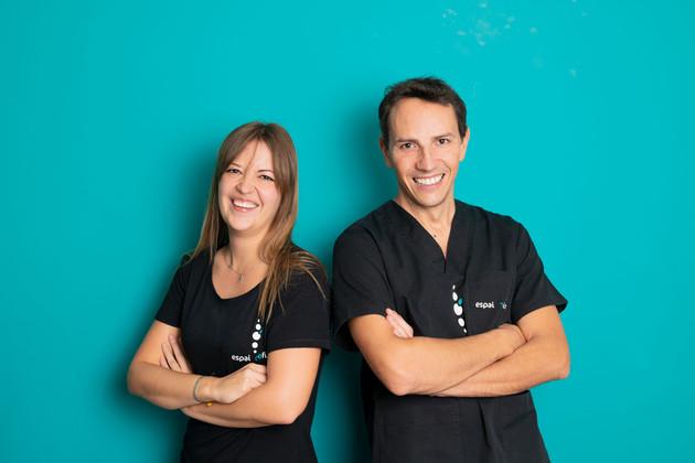 Gemma y Sergi