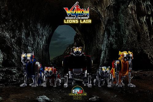 Voltron Wallpaper 6 Lions Lair (size 1920x1080mp)