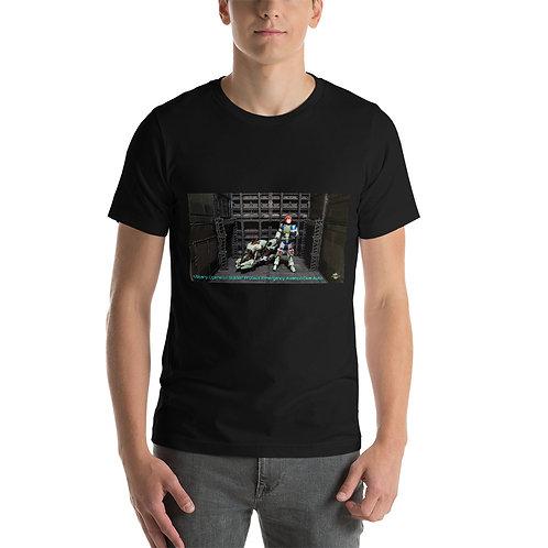 Cyclones-Rand Short-Sleeve Unisex T-Shirt