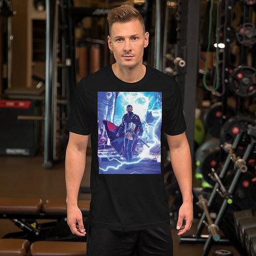 Thor Nidavellir by Alvaro Garcia-Short Sleeve Unisex T-Shirt