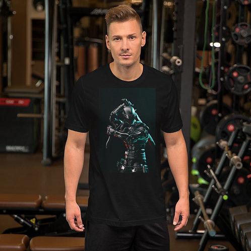 DSC01022 by Christian Robles-Short Sleeve Unisex T-Shirt