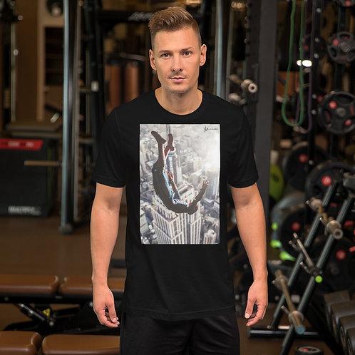 058 by Leo Juarez -Short Sleeve Unisex T-Shirt