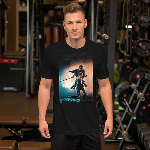 Robin DamianWayne by Firdaus R-Short Sleeve Unisex T-Shirt