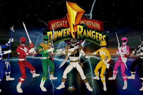Power Rangers (3840 x 2160)