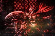 Alien vs Rider-1 02.jpeg