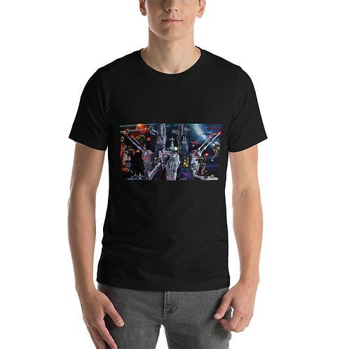 RICK-HUNTER-SDF-1-ROBOTECH-MACROSS Short-Sleeve Unisex T-Shirt