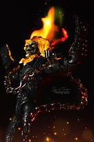 I'm the friggin Ghost Rider you sons of