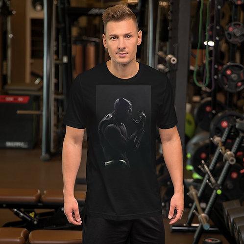 BP potrait 1 by Pritam Nightwing Das -Short Sleeve Unisex T-Shirt